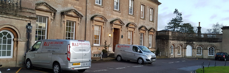 R & J Decorators Bristol